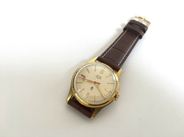 Vintage Rare GLASHUTTE GUB Q1 Chronometre cal. 60.3 Mechanical Germany Watch image 1
