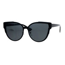 Womens Designer Fashion Sunglasses Butterfly Cateye Frame UV 400 - $10.95