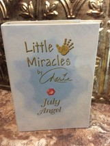Little Miracles Figurine By Marie Osmond July Angel - $25.00
