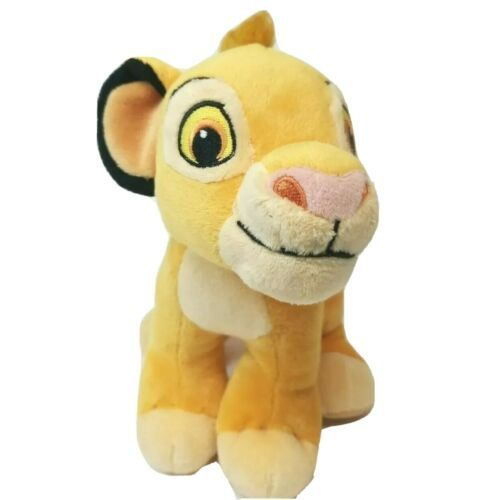 Primary image for Disney The Lion King Baby Simba Cub Stuffed Animal Plush 8""