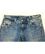 Miss Me Womens Skinny Jeans 27 Embellished Rhinestones JP5124S11 - $25.20