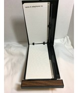 Office Telephone Address Index File Organizer 1974 Vintage - $19.99