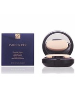 ESTEE LAUDER DOUBLE WEAR MAKEUP TO GO LIQUID COMPACT 3W1 TAWNY FULL SIZE... - $18.98