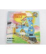 Little Engine That Could, The Easy-To-Read All Aboard Book, Watty Piper ... - $9.99