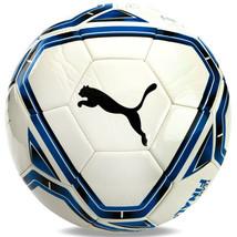 Puma teamFINAL 21.6 MS Ball Soccer Football White 08331103 Size 5 - $38.99