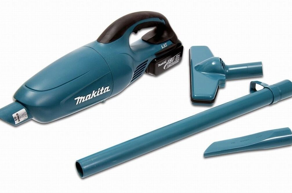 Makita DCL180Z 18V LXT Cordless Vacuum Cleaner(Bare Tool Ver.)NO CHARGER/BATTERY
