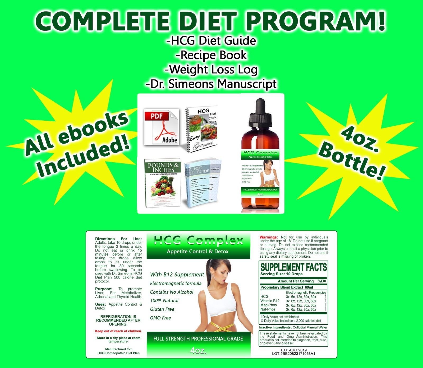 Diet plan to lose weight and gain muscle