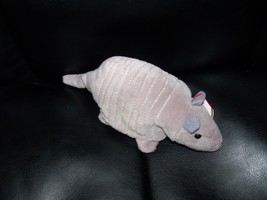 TY BEANIE BABY ''TANK'' W/PVC PELLETS-NEW-RETIRED LAST ONE - $28.80