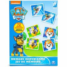 Paw Patrol™ Memory Match Game  - $7.00