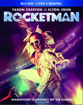 Rocketman [Blu-ray+DVD+Digital, 2019]