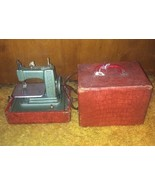 Antique Miniature Betsy Ross Children's Sewing Machine Electric Model 70... - $128.20