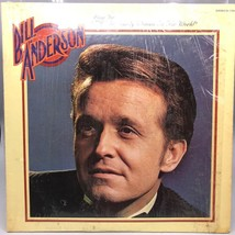 Vintage Bill Anderson Sings per Tutti di The Lonely Donna Record Album L... - $29.43