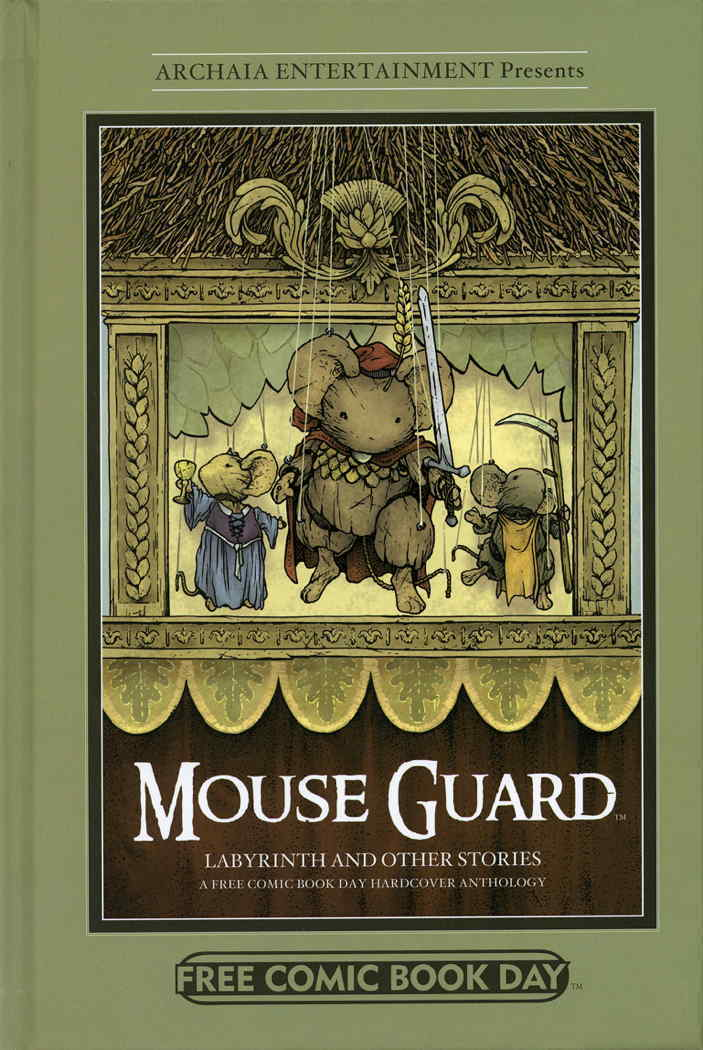 Primary image for Mouse Guard Labyrinth and Other Stories FCBD HC #20 12 VF/NM; Archaia | save on
