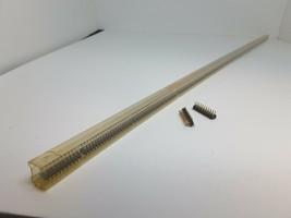 (29) SAMTEC GOLD HEADER 20 POS 2mm Solder ST SMD Tube UNSHROUDED GOLD NE... - $18.81