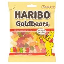Haribo Gold Bears 140g - $3.77