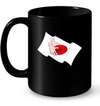 Japan Rugby Ball Flag Gift Coffee Mug - $13.99+