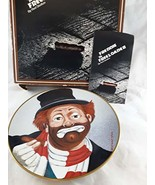 Red Skelton Freddie The Freeloader Collectible Plate # 3348 1976 - $33.65