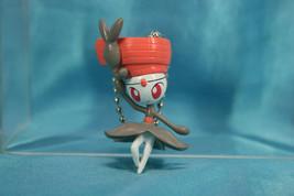 Pokemon BW Gashapon Figure Keychain 2012 Movie SP2 Meloetta Pirouette Forme - $19.99