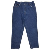 Levis 550 Mom Jeans size-14S Womens High Waisted Relaxed Tapered Leg - $44.08