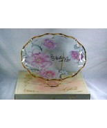 Lefton To Mother With Love Glass Collectible Platter In Box - $15.74