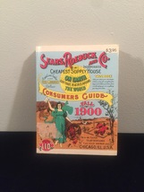 Vintage replica 1900 Sears Consumer Guide, pub 1970