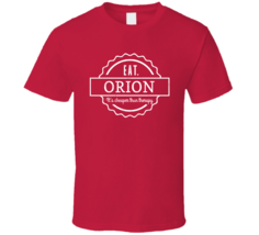 Eat Orion Cheaper Than Therapy Funny Favorite Fast Junk Food T Shirt -   20.99+ 934332740