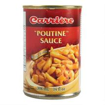 Carriere Poutine Sauce 12 x 398ml Made in Quebec Canada  - $59.99