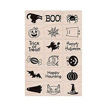 Hero Arts Ink 'n Stamp Tub LL440 Mounted Rubber Stamps, Woodblock Stamps... - $22.66