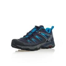 Sneakers Uomo Salomon X Ultra 3 Gtx 402423 Trail Run Snkrsroom Blu - $135.17