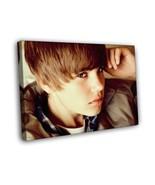 Justin Bieber Pop singer Super star Music Decor Framed Canvas Art Print - $16.96+