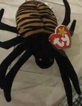 "MWMT/RARE/TY Original ""Spinner"" The spider/Numerical DOB/Errors/PVC Pellets - $450.00"