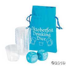 Oktoberfest Drinking Dice Game - $7.74