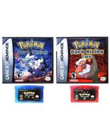 Pokemon Dark Rising 1 and 2 - Case / Game Gameboy Advance (GBA) USA Seller - $13.99+