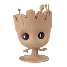 Baby Groot Flowerpot Flower Pot Planter Action Figures Tree Man Cute Mod... - $17.99