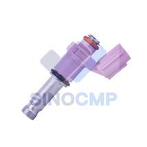 Injectors 23250-31070 NEW OEM Fuel Injectors For 07-11 Lexus GS450H 3.5L... - $65.45
