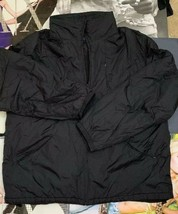 GAP BLACK WIND JACKET GREAT QUALITY  BEST PRICE SIZE XL - $33.58