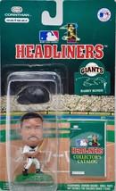 1996 Headliners - Barry Bonds - S.F. Giants - MLB Figurine - Includes Cap - $7.99