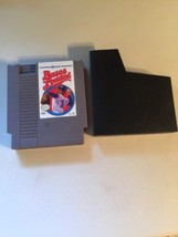 Bases Loaded - Classic NES Nintendo Game 1985 Great Condition Game And Case - $9.28