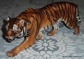 "HUGE 13"" Royal Doulton ""STALKING TIGER"" Figurine HN2646 ***ULTRA RARE*** - $1,279.82"