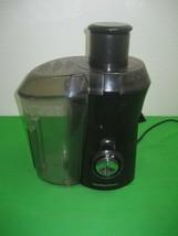 Black Hamilton Beach Automatic Electric Citrus Juicer Extractor Type CJ14 - $22.40