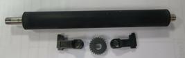 Zebra GX420d Printer Platen Roller w/ bearing & gear 105934-034 GX430 GK420 GK43 - $27.72