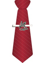 George & The Dragon Tie Clip slide Pewter Jewellery Bar Smart suit codets49 - $13.88