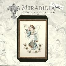 Mirabilia Cross Stitch Embroidery Pattern May's Emerald Fairy MD-56 - $6.99
