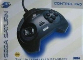 Sega Saturn Control Pad Great Condition Fast Shipping - $25.44
