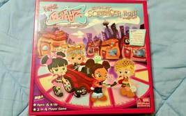 Scavenger Stylin' Hunt Board Game Bratz Babyz Children Play Game Entertainment - $8.88