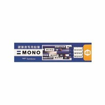 KM-KKS4B Tombow Pencil pencil MONO Kohitsu Shosha for 4B KM-KKS4B 1 dozen - $15.60