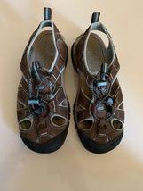 Women's Keen Sport Sandals Size 7 Water Shoes 1008020 Waterproof brown image 7