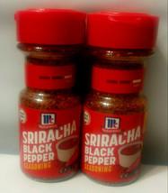 (2) McCormick Sriracha Black Pepper Seasoning 2.12 oz Best By 02/18 Discontinued - $24.70