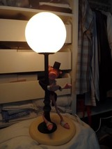 Extremely Rare! Pink Panther Giant Lamp Old Figurine Statue - $346.50