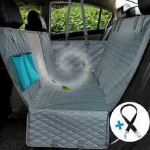"""Dog Car Seat Cover 56""""x 60"""" View Mesh Waterproof Pet Carrier Rear Back S... - $39.99"""